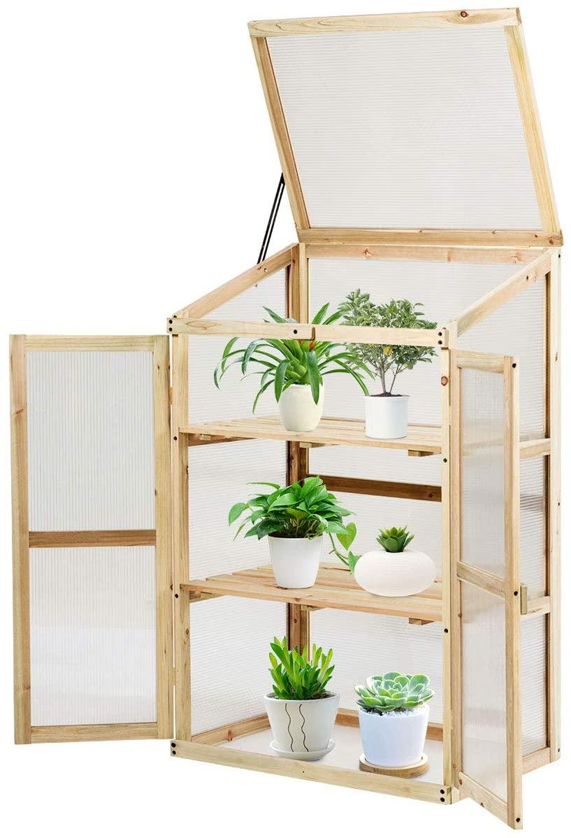 Comment choisir sa mini serre de balcon jardin de - Comment choisir une serre de jardin ...